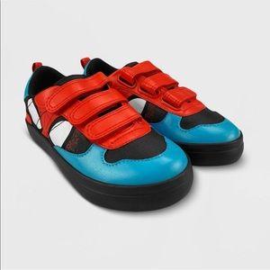 Disney Marvel Spider-Man Velcro Sneakers